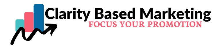 Clarity Based Marketing